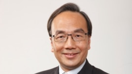 Alan Leong, a member of the Hong Kong Legislative Council representing the Kowloon East geographical constituency.