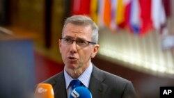 Đặc sứ Liên Hiệp Quốc Bernardino León.