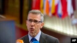 Utusan khusus PBB untuk Libya, diplomat Spanyol Bernardino Leon