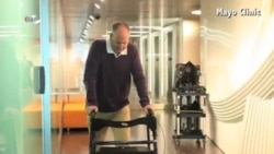 New Laser Device Helps Parkinson's Patients Walk