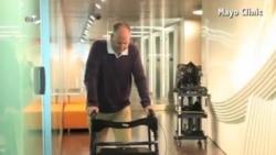 New Laser Device Helps Parkinson's Patients Walk