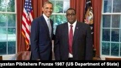 Obama-Sharmarke