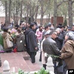 北京八宝山革命公墓