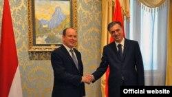 Zvanična posjeta NJ.V. Princa Alberta II od Monaka Crnoj Gori (www.predsjednik.me)