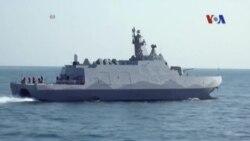 Đài Loan hạ thủy tàu hộ tống tự tạo đầu tiên