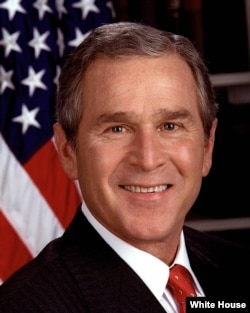 George W. Bush is only the second son of a president to become president. The first pair were John Adams and John Quincy Adams.