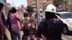 Lamentan muerte de socorrista en Venezuela