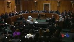 У комітеті з міжнародних відносин Сенату США обговорили питання санкцій щодо Росії. Відео
