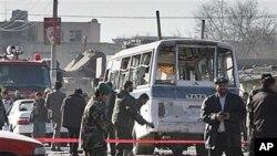 کشته شدن حداقل ۲ نفر در انفجار بم در کابل