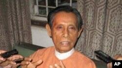 برما: نیشنل لیگ فار ڈیموکریسی کے وائس چیئر مین تن او
