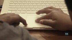 У Каліфорнії дівчат спонукають вивчати комп'ютерні науки. Відео