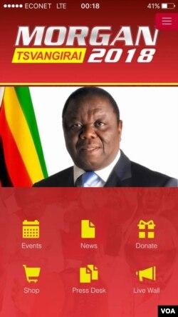 Ibandla leMDC-T lisungula uhlelo lokukhulumisana kumakhalekhukhwini kusetshenziswa okuthiwa yi-mobile app.