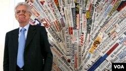 PM Italia Mario Monti kemungkinan harus menghadapi penurunan peringkat kredit bagi negaranya yang dililit utang (foto: dok).