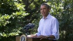 پرزیدنت اوباما آمریکاییان را ترغیب می کند برای تند باد ایرن آماده باشند
