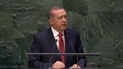 Erdoğan'dan BM Kürsüsünde Sert Eleştiriler