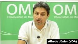 João Feijó, investigador do Observador do Meio Rural, Moçambique
