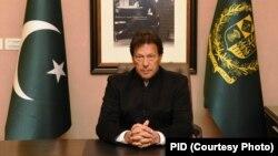 Thủ tướng Pakistan Imran Khan.