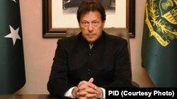 د پاکستان لومړي وزیر تر دې مخکې هم په افغانستان کې د موقت حکومت د جوړولو خبره کړې وه.