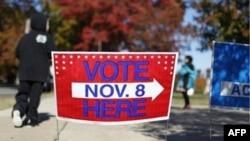 В США подводят итоги голосований 8 ноября