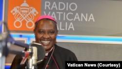 Kardinali Antoine Kambanda.