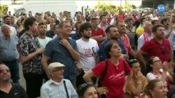 CHP'liler İstanbul'da Sevinç Kutlamaları Yapıyor