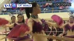 VOA60 Thế Giới 06/09/2012