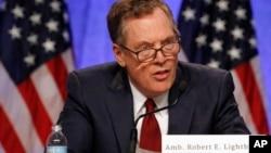 Торговый представитель США Роберт Лайтхайзер