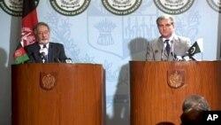 ایجاد کمیسیون مشترک صلح بین افغانستان و پاکستان