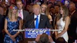 Trump Dipastikan Jadi Capres Nominasi Partai Republik