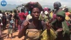 Imyiyerekano y'Impunzi z'Abarundi Bahungiye muri Kongo