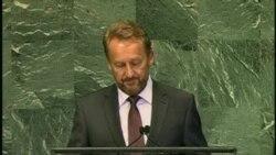 Bakir Izetbegovic govorio pred Generalnom skupstinom UN-a