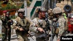 با امضای موافقت نامه امنیتی قوای امریکایی بعد از سال ۲۰۱۴ در افغانستان حضور میداشته باشند