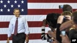 Tổng thống Barack Obama được báo Time chọn là người của năm 2012