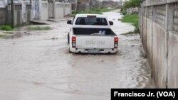 Moçambique, inundaçōes
