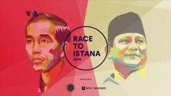 Podcast Race to Istana