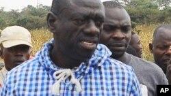 Madugun adawa na Uganda Kizza Besigye