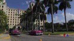 美國加大對古巴施壓