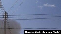 Dve eksplozije u Somaliji imale za cilj vladine zgrade