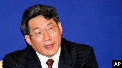 Phó Chủ nhiệm Ủy ban Phát triển và Cải cách quốc gia Trung Quốc Lưu Thiết Nam.