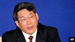 류톄난 중국 국가발전개혁위원회 부주임 (자료사진)