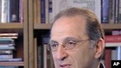 عرب دنیا کو اپنے مستقبل کا فیصلہ خود کرنے دیا جائے: جیمز زوگبی