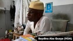 Amadou Mactar Gaye, à Dakar, au Sénégal, le 4 juin 2017. (VOA/Seydina Aba Gueye)