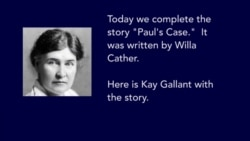 Paul's Case by Willa Cather, Part Two