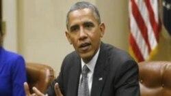 نشست رئیس جمهور اوباما با نواز شریف