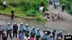 Çində daşqınlar 17 nəfərin həyatına son qoyub
