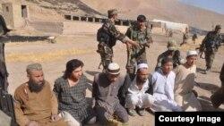 Військова операція проти екстремістів у північному районі Афганістану