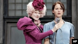 """Scene from """"The Hunger Games"""""""