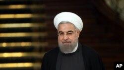 Presiden Iran Hassan Rouhani. (Foto: dok.)