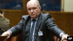 Заместитель министра иностранных дел РФ Григорий Карасин