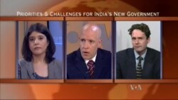 "ON THE LINE: ""Priorities & Challenges for India's New Government"""